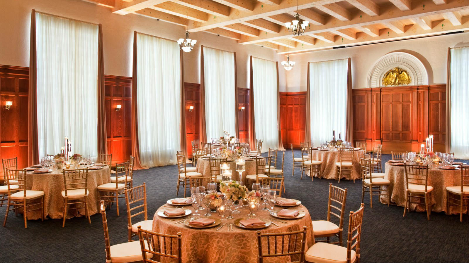 Wedding venues in tampa fl le mridien tampa courthouse ballroom le mridien tampa junglespirit Image collections